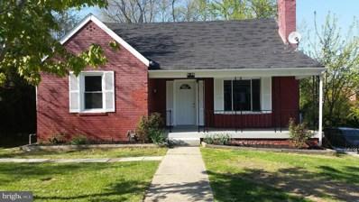 2010 Amherst Road, Hyattsville, MD 20783 - MLS#: 1000910596