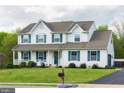 714 Ridge Drive, Douglassville, PA 19518 - MLS#: 1000911282