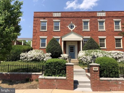 607 Bashford Lane UNIT 1, Alexandria, VA 22314 - MLS#: 1000911574
