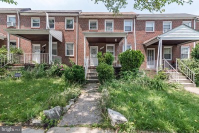 1424 Ellwood Avenue, Baltimore, MD 21213 - MLS#: 1000911632