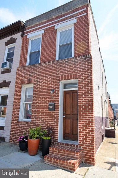 19 Heath Street E, Baltimore, MD 21230 - #: 1000911686