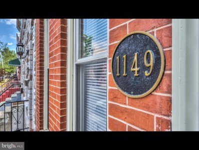 1149 Hamburg Street W, Baltimore, MD 21230 - MLS#: 1000912146