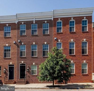 24 Fort Avenue E, Baltimore, MD 21230 - #: 1000912164
