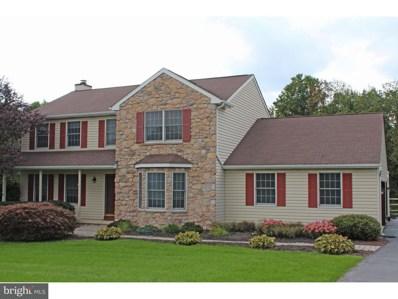 55 Ramblewood Drive, Coatesville, PA 19343 - MLS#: 1000916743