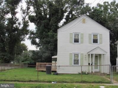 440 Fulton Street, Dover, DE 19904 - MLS#: 1000925597