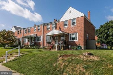 1240 Brewster Street, Baltimore, MD 21227 - MLS#: 1000975261