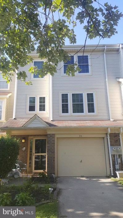 30 Tattersaul Court, Reisterstown, MD 21136 - MLS#: 1000975549