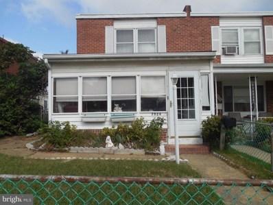 7924 Bank Street, Baltimore, MD 21224 - MLS#: 1000975701