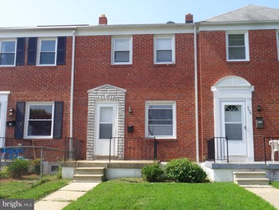 358 Grovethorn Road, Baltimore, MD 21220 - MLS#: 1000975723