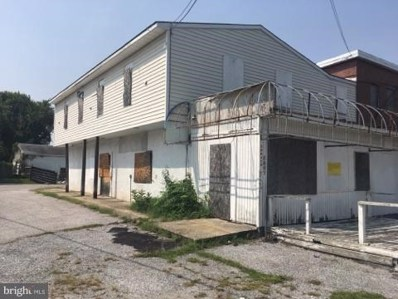 3807 Old North Point Road, Baltimore, MD 21222 - MLS#: 1000975877