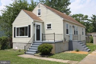 8026 Duvall Avenue, Baltimore, MD 21237 - MLS#: 1000975985