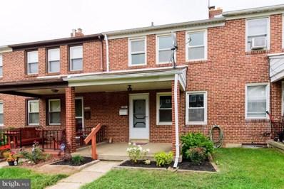 7331 Stratton Way, Baltimore, MD 21224 - MLS#: 1000976171