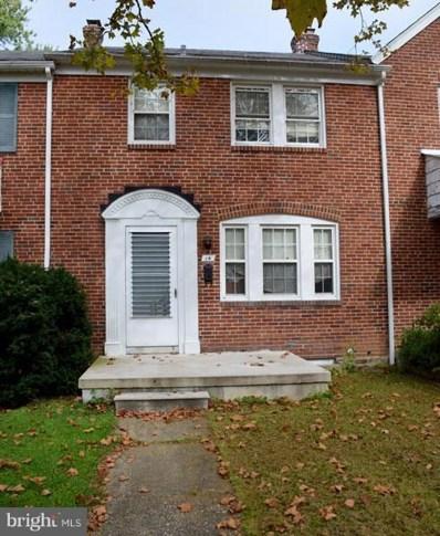 14 Murdock Road, Baltimore, MD 21212 - MLS#: 1000976323