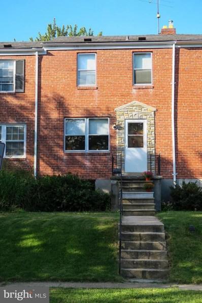 1718 Red Oak Road, Baltimore, MD 21234 - MLS#: 1000976467