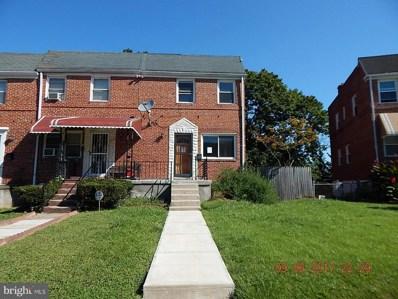 5430 Masefield Road, Baltimore, MD 21229 - MLS#: 1000976697