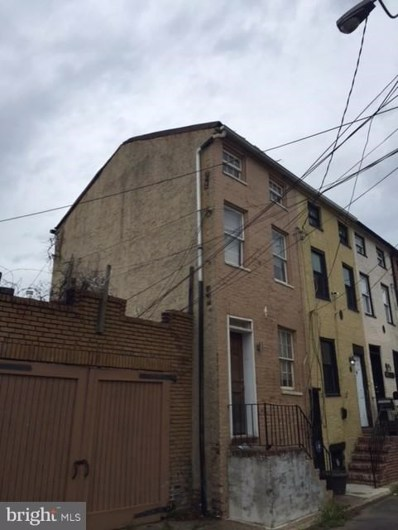 707 Monument Street W, Baltimore, MD 21201 - MLS#: 1000979142