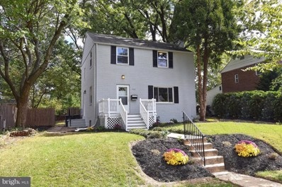 7407 16TH Avenue, Takoma Park, MD 20912 - MLS#: 1000980093