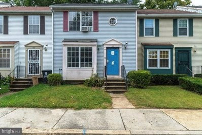 8707 Ritchboro Road, District Heights, MD 20747 - MLS#: 1000980407