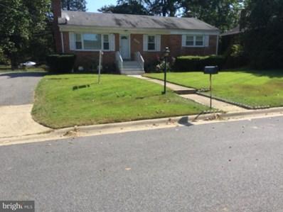 5900 John Adams Drive, Temple Hills, MD 20748 - MLS#: 1000980427