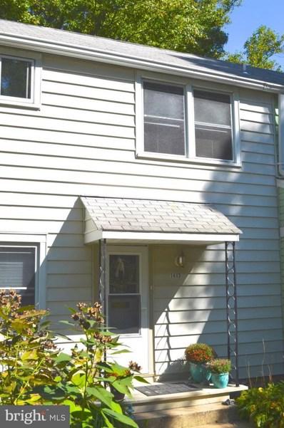 14 Ridge Road UNIT V3, Greenbelt, MD 20770 - MLS#: 1000980861