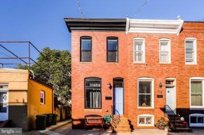 720 Glover Street S, Baltimore, MD 21224 - MLS#: 1000981971