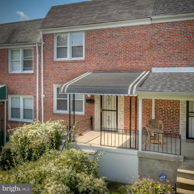 811 Saint Dunstans Road, Baltimore, MD 21212 - MLS#: 1000982089
