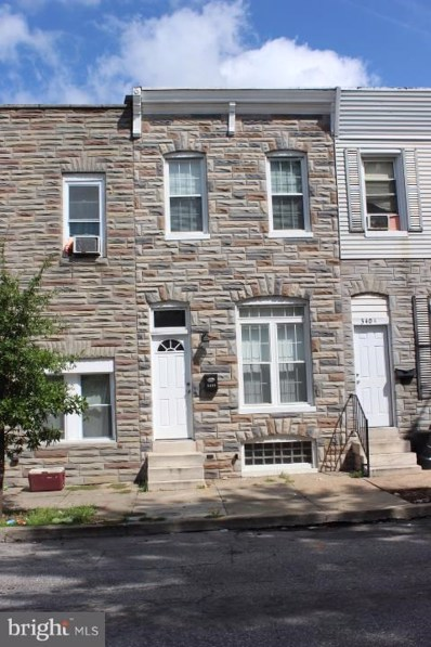 3402 Lombard Street, Baltimore, MD 21224 - #: 1000982117