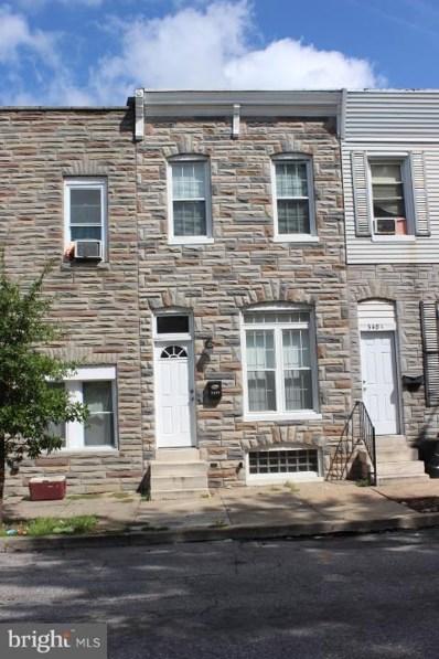 3402 Lombard Street, Baltimore, MD 21224 - MLS#: 1000982117