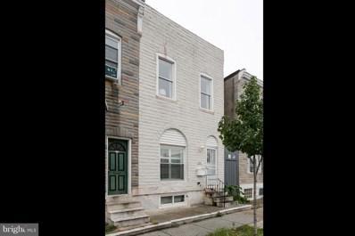 221 Lakewood Avenue N, Baltimore, MD 21224 - MLS#: 1000982161