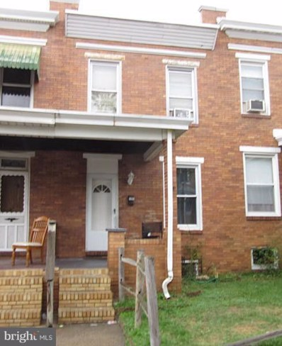 1905 Grinnalds Avenue, Baltimore, MD 21230 - MLS#: 1000982185