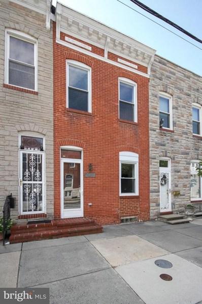 3421 Elliott Street, Baltimore, MD 21224 - MLS#: 1000982235