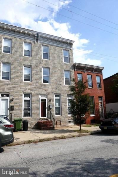 776 Hamburg Street, Baltimore, MD 21230 - MLS#: 1000982239