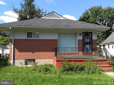 5702 Bland Avenue, Baltimore, MD 21215 - MLS#: 1000982343