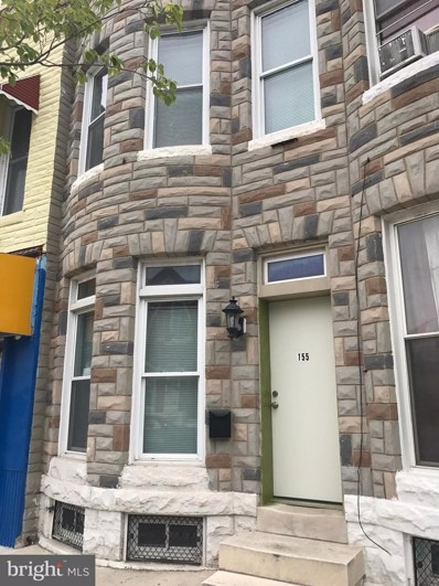 155 Lakewood Avenue, Baltimore, MD 21224 - MLS#: 1000982397