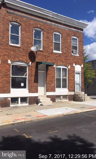 2302 Fayette Street W, Baltimore, MD 21223 - MLS#: 1000982453