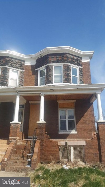 1901 N. Wolfe, Baltimore, MD 21213 - #: 1000982473
