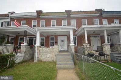 2540 Quantico Avenue, Baltimore, MD 21215 - MLS#: 1000982517