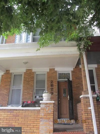 2829 Erdman Avenue, Baltimore, MD 21213 - MLS#: 1000982571
