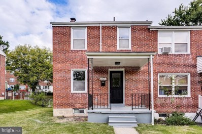1024 Reverdy Road, Baltimore, MD 21212 - MLS#: 1000982595