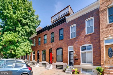 911 Clinton Street S, Baltimore, MD 21224 - MLS#: 1000982631