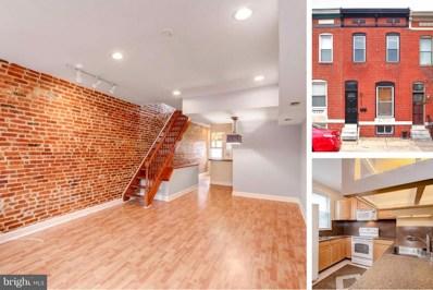 122 Bouldin Street, Baltimore, MD 21224 - MLS#: 1000982677