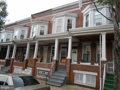 1716 Ruxton Avenue, Baltimore, MD 21216 - MLS#: 1000982689
