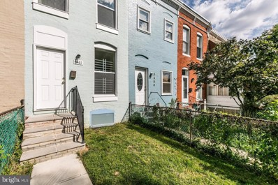 3461 Hickory Avenue, Baltimore, MD 21211 - MLS#: 1000982711