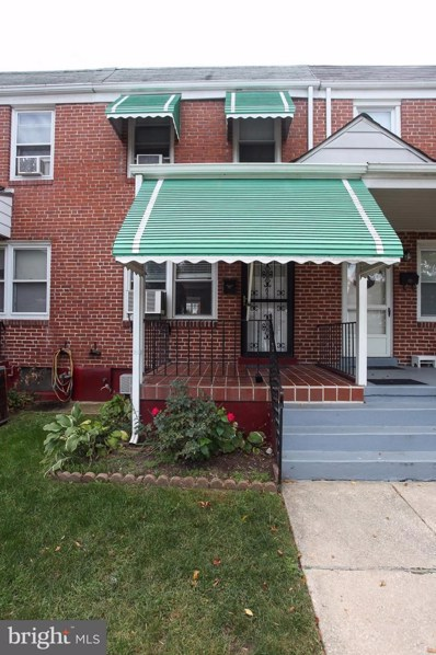 3633 MacTavish Avenue, Baltimore, MD 21229 - MLS#: 1000982753