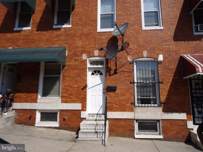 2542 Pratt Street W, Baltimore, MD 21223 - MLS#: 1000982791