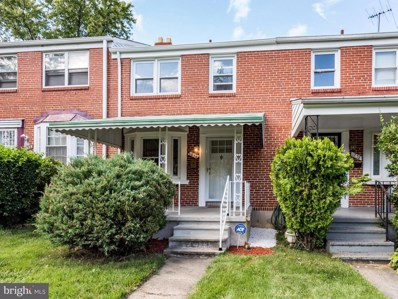 1276 Gittings Avenue, Baltimore, MD 21239 - MLS#: 1000982807