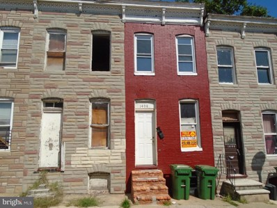 1407 Kuper Place, Baltimore, MD 21223 - MLS#: 1000982809