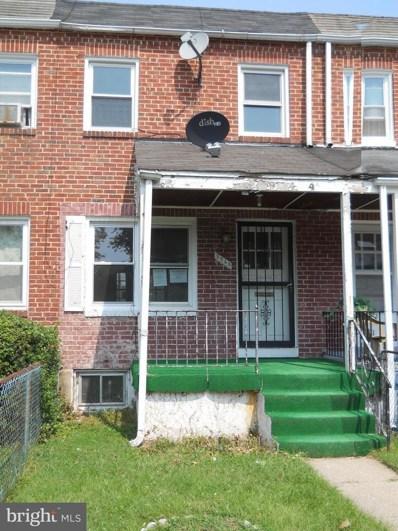 2944 Edgecombe Circle N, Baltimore, MD 21215 - MLS#: 1000982973