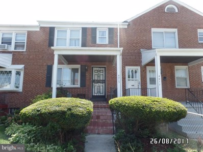 4015 Rogers Avenue, Baltimore, MD 21215 - MLS#: 1000983003