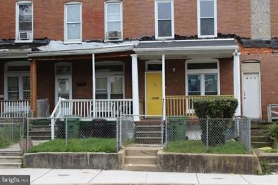 2613 Cold Spring Lane, Baltimore, MD 21215 - MLS#: 1000983011